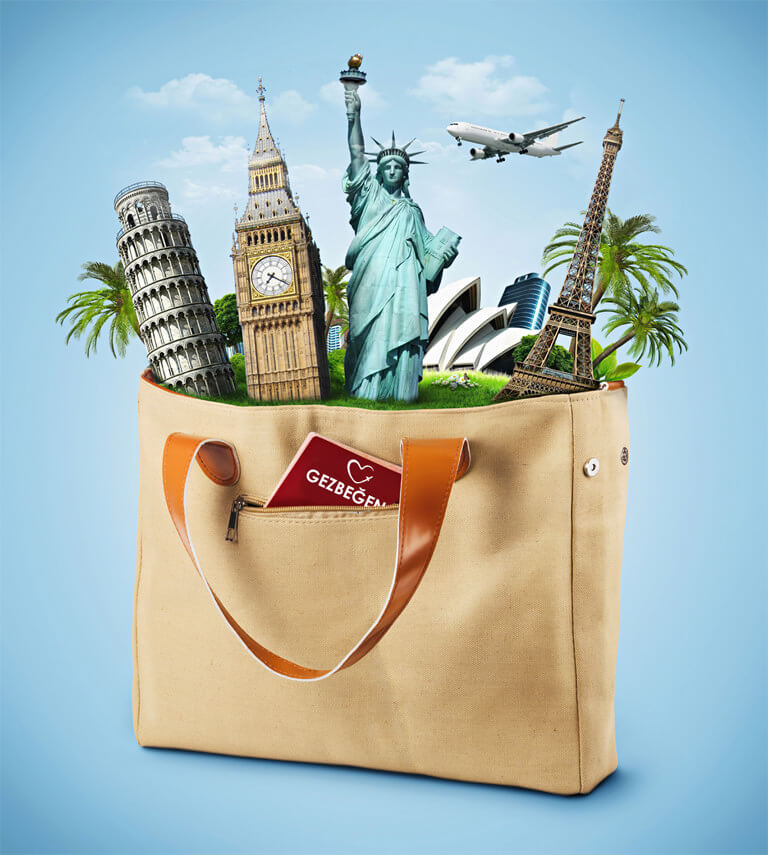 tatil çantası