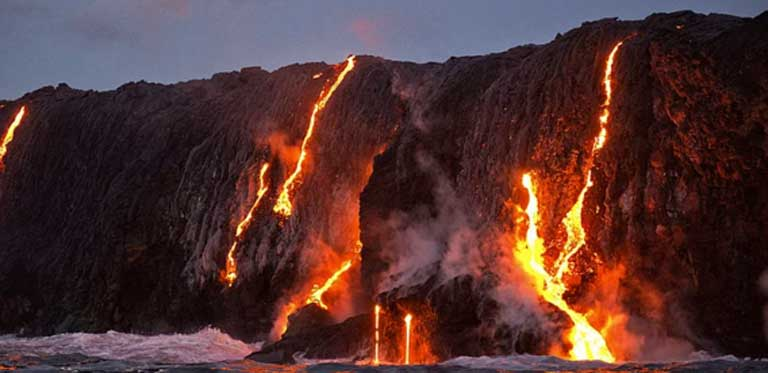 Hawaii Volkanları Milli Parkı