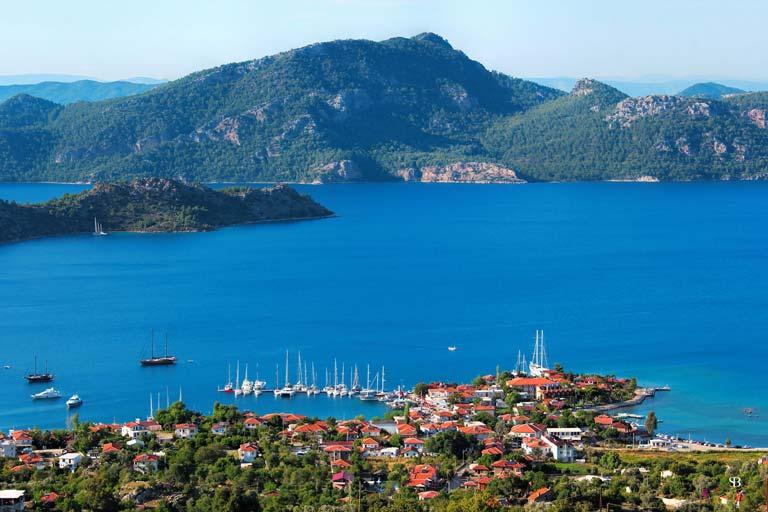 Türkiye'deki 13 Balayı Adresi