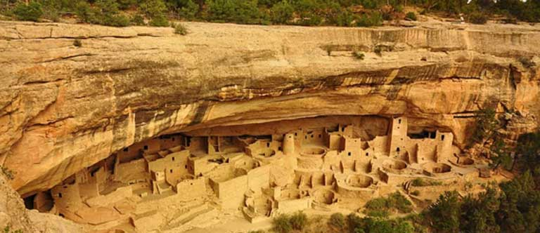 Mesa Verde Milli Parkı