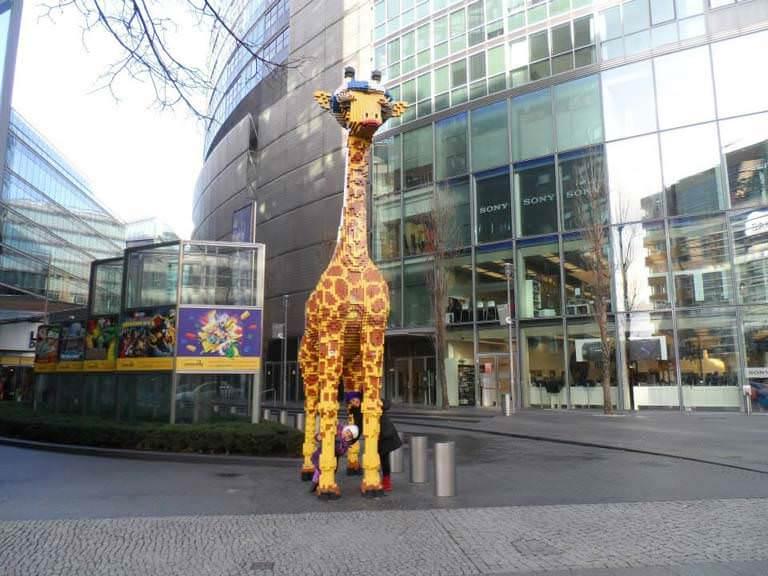 lego zürafaa