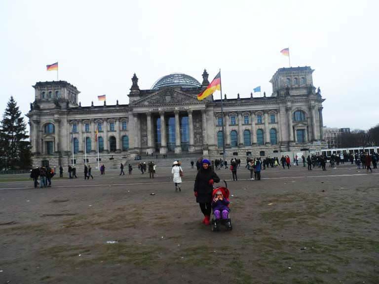 Berlin turundan bir kare