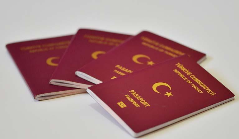 pasaport harçları
