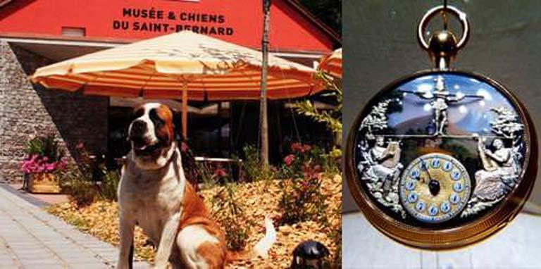 Köpek ve Saat Müzesi