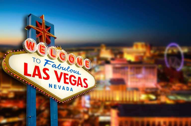 Erkek Erkeğe Gidilecek En Güzel Yer: Las Vegas!