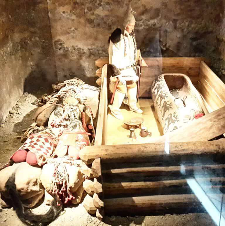 Moğolistan Cenaze