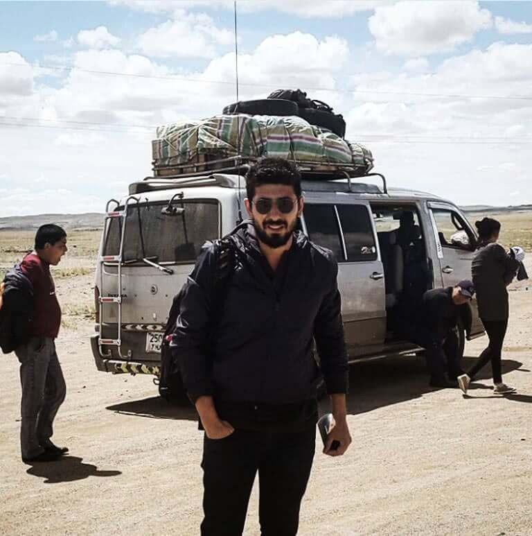 Moğolistan Yollarında
