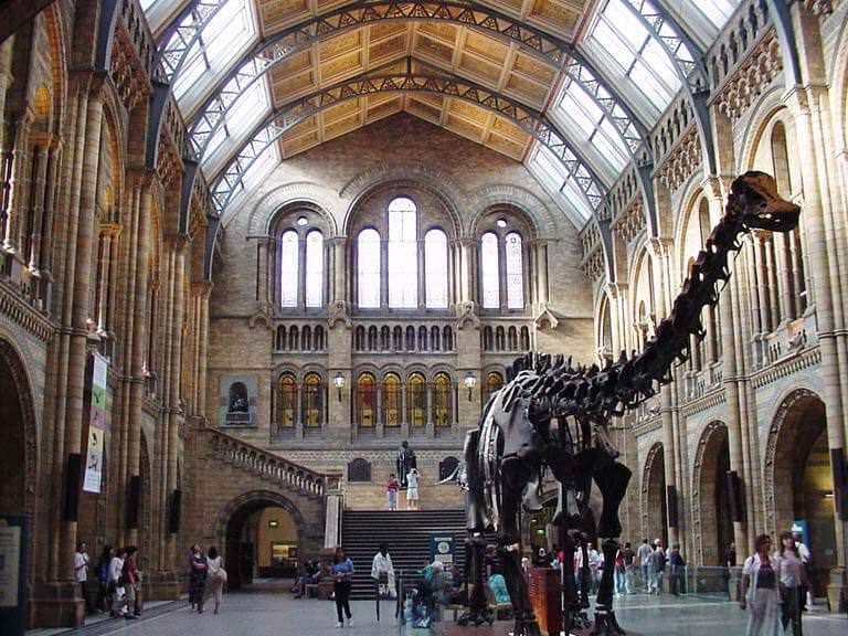 Londra Doğal Tarih Müzesi