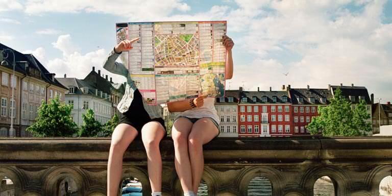 kızlarla tatile gitmek