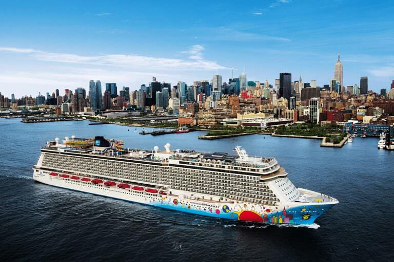 Norwegian Breakaway Cruise Gemisi