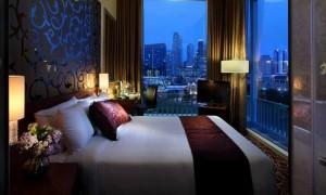 Şehir oteli odası