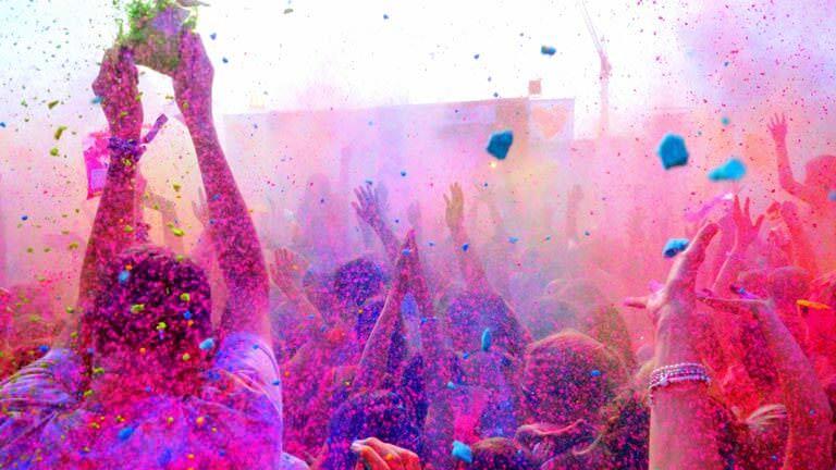 holly festival