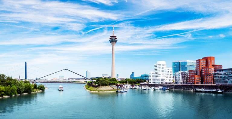 Düsseldorf kulesi