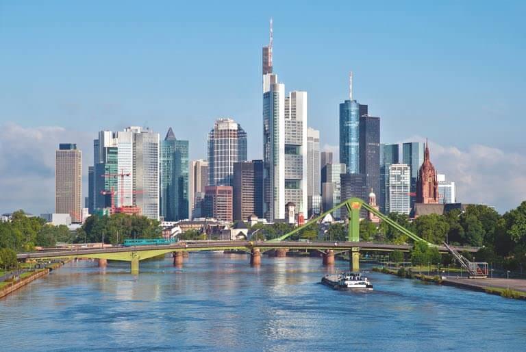 Frankfurt gökdelenler