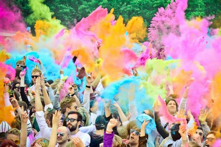 festival insanları