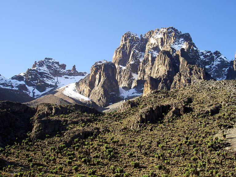 Kenya Dağı