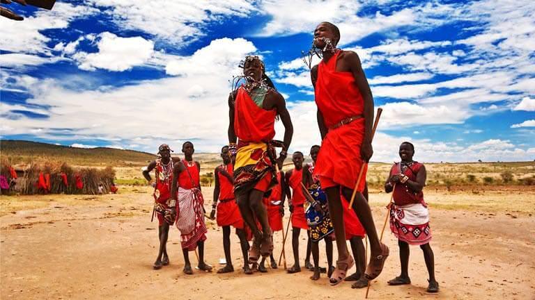 Kenya halkı