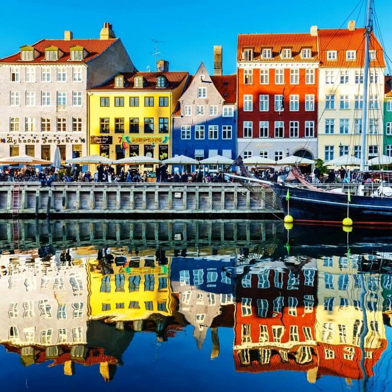 Kopenhag evleri
