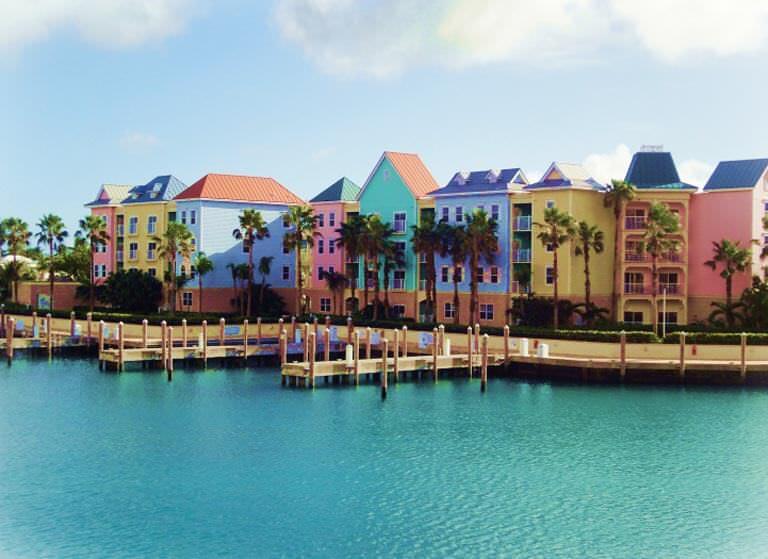 bahamadaki evler