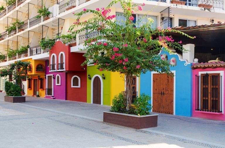 meksika evleri