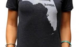 haritalı tişört