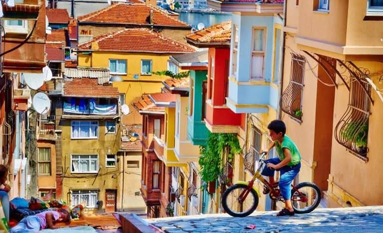 turkiye evleri
