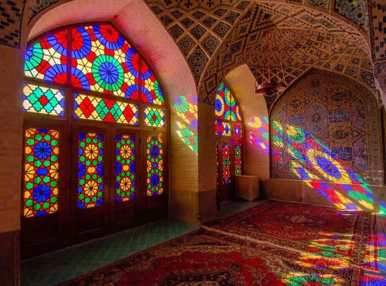 camii renkleri