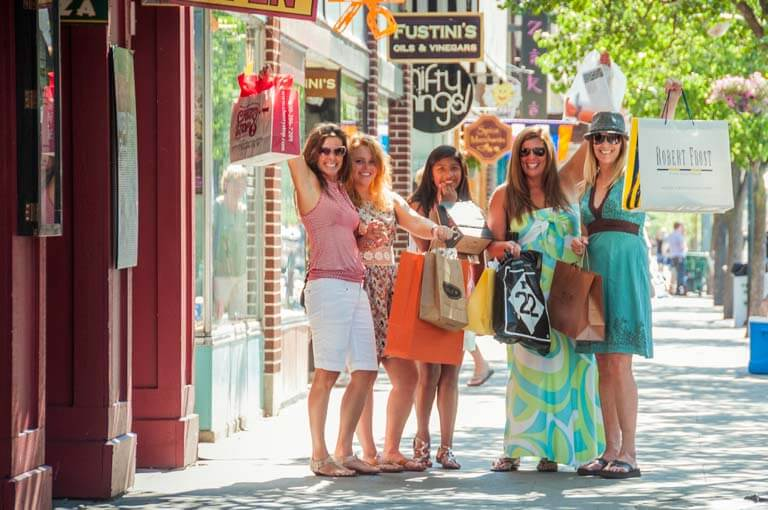 Alışveriş Yapmaya Doyamayacağınız 4 Şehir