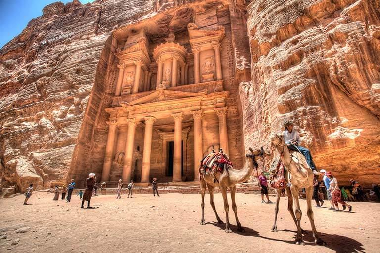 Petra Antik Kenti Hakkında En Önemli 5 Şey