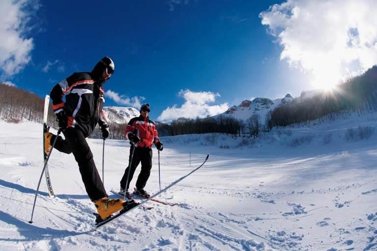 Türkiye'ye En Yakın Yurt Dışı Kayak Merkezleri