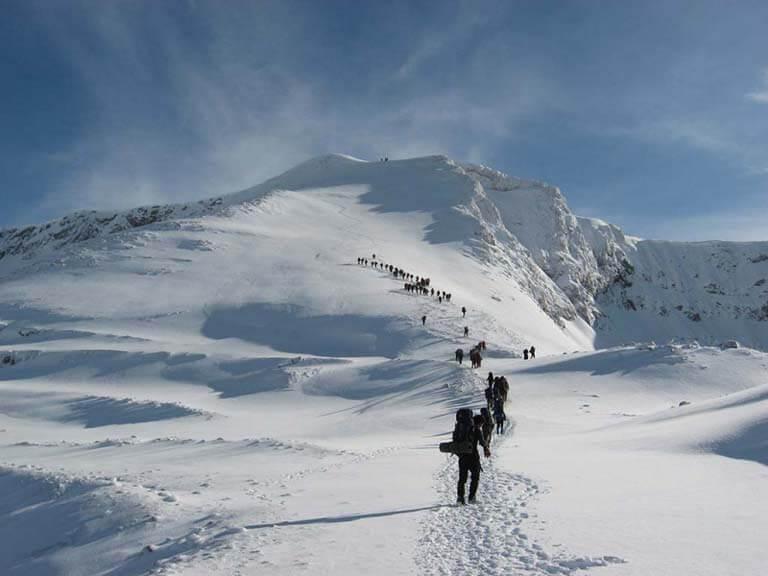 Türkiye'de Kayak Yapılacak En Güzel Yerler