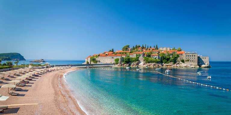 Velji vinogradi черногория