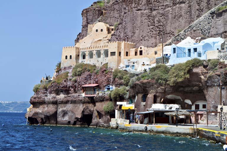 Santorini'de 48 Saat