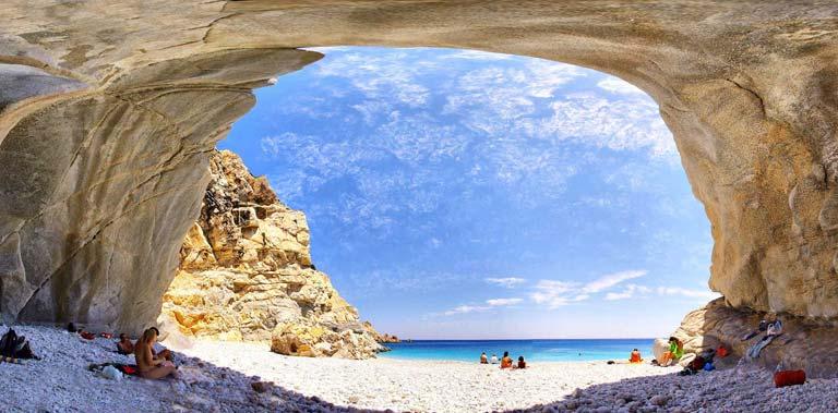 Halen Keşfedilmemiş Yunan Adaları