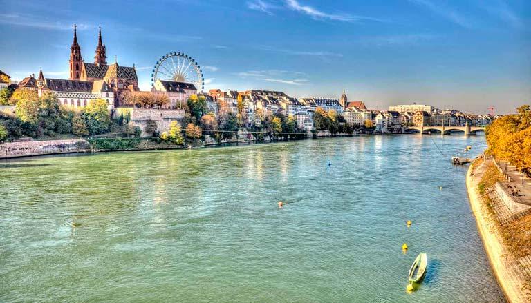 Basel'de Gezilecek 7 Yer