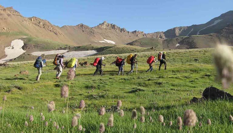İran'ın En Güzel Trekking Rotaları