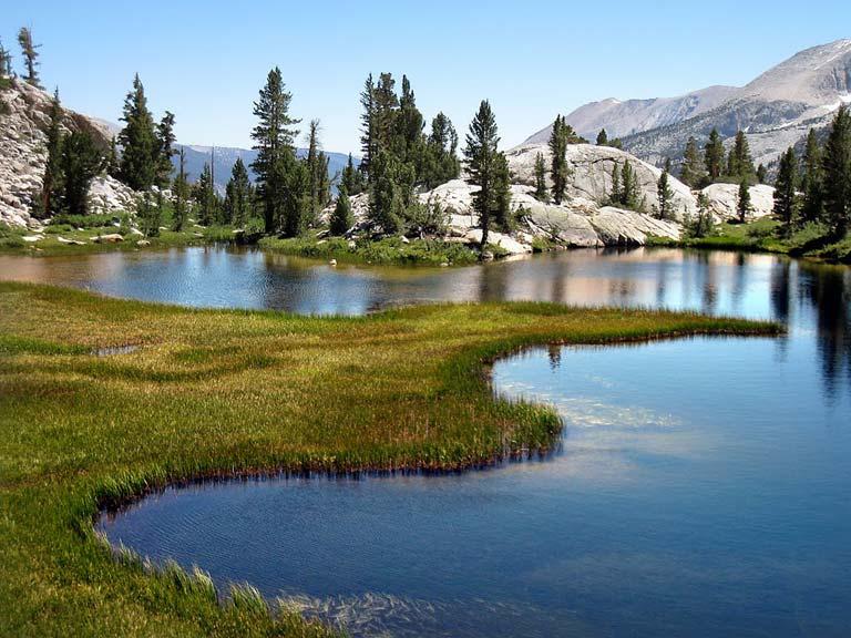 Kaliforniya'da Bir Cennet: Kern Nehri