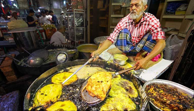 Mumbai'nin En Lezzetli Sokak Yemekleri