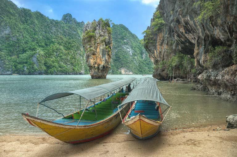 En Güzel Phuket Adaları ve Sahilleri