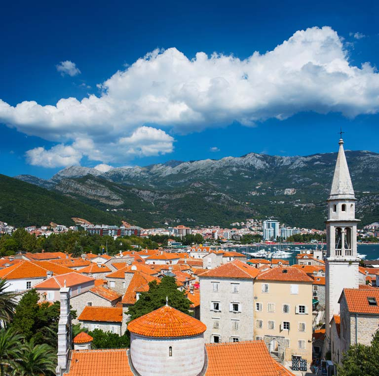 Balkanlar'ın En Yeşil Kenti: Budva