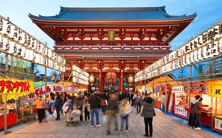 Japonya'da Bunları Mutlaka Yapın