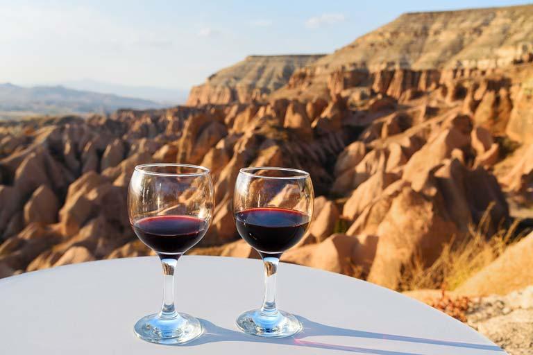 Kapadokya'da Şarap Tadımı İçin Bu 4 Yere Mutlaka Uğrayın