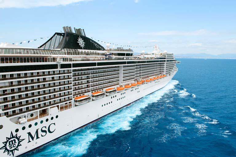 MSC Cruise Gemileri Hakkında Merak Edilenleri Derledik