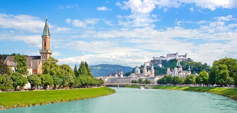 Salzburg Hakkında Daha Önce Hiç Duymadığınız 13 Şey