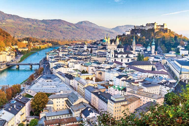 Görüp Görebileceğiniz En Detaylı Salzburg Gezi Rehberi