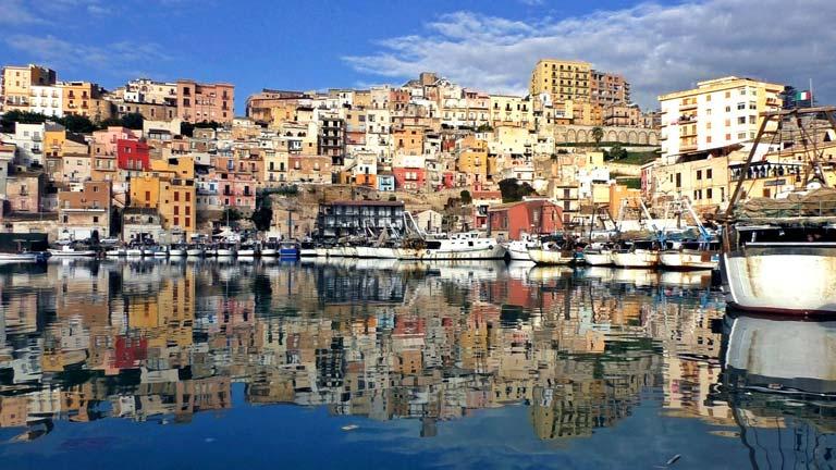 Aşırı Romantik Rota: Sicilya