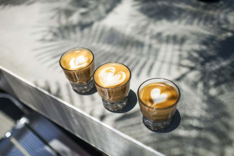 Miami'de Kahvesiyle Ünlü 7 Kafe