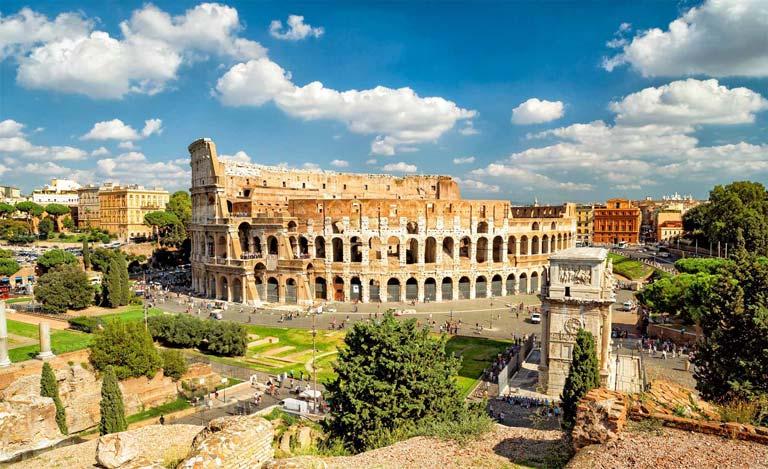 Roma'nın En Güzel Mimarileri