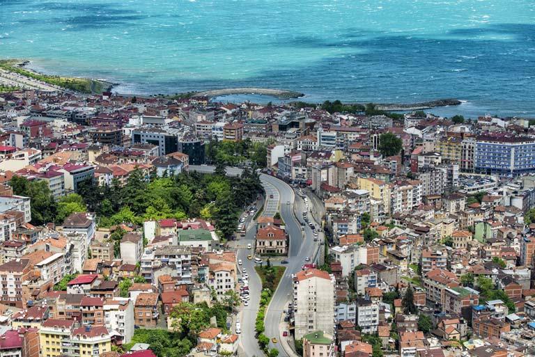 Trabzon'a Nasıl Giderim?