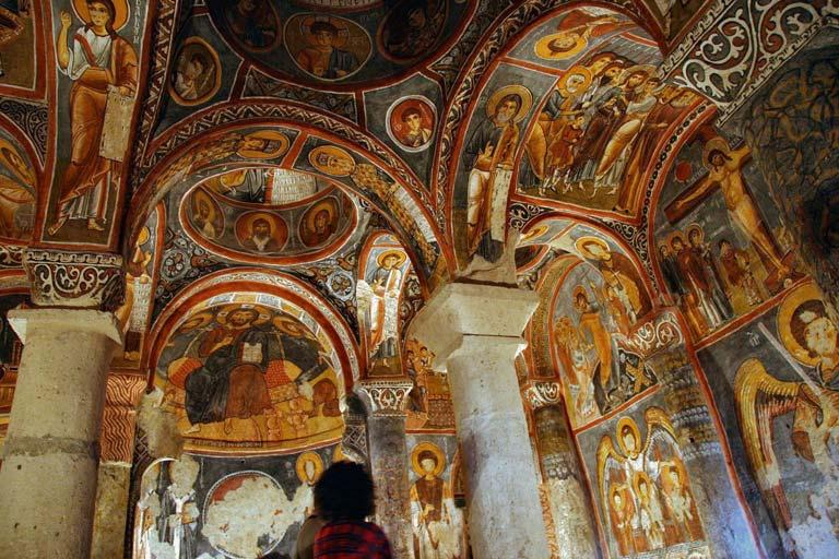 Ihlara Vadisi'ndeki Kiliseler ve Akıllara Durgunluk Veren Hikâyeleri